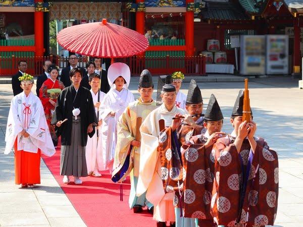 การแต่งงานญี่ปุ่น